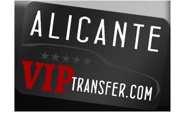 imagen corporativa logo cliente alicante vip transfer